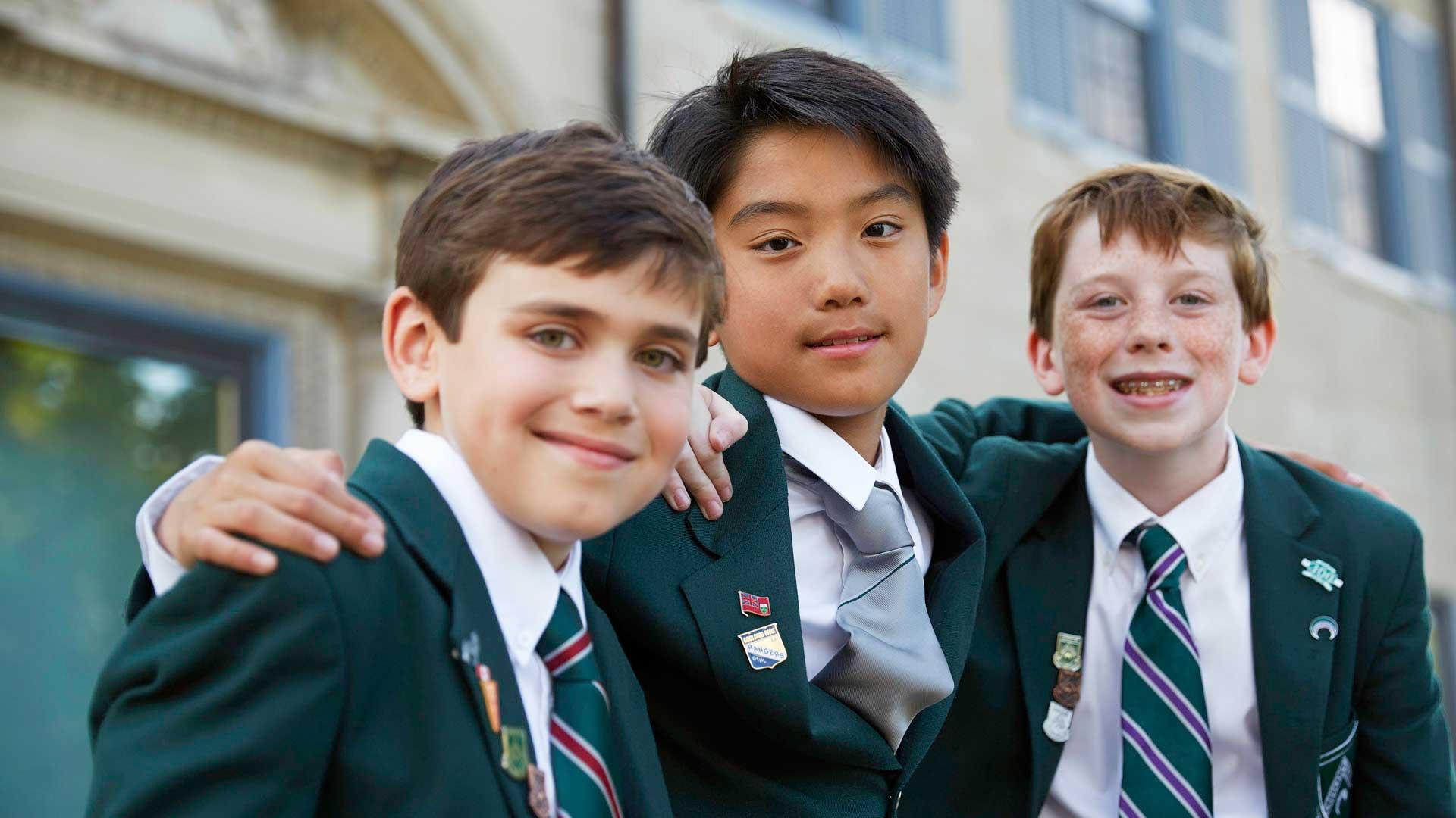 All Boys Private School Ontario